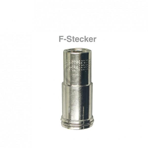 Europart F-Stecker steckbar 6,8-7,2mm
