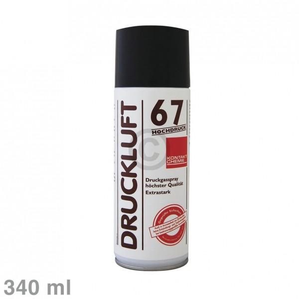 CRC (Sprays) Spray Kontakt-Chemie Druckluft67 Hochdruck 340 ml