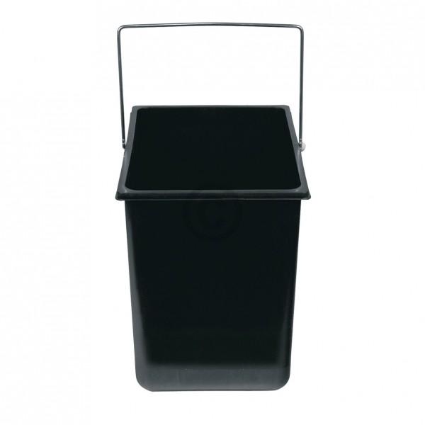 Hailo Inneneimer 316x226x286mm 18 Liter Hailo 1086239 schwarz für Einbau-Abfallsammlersystem