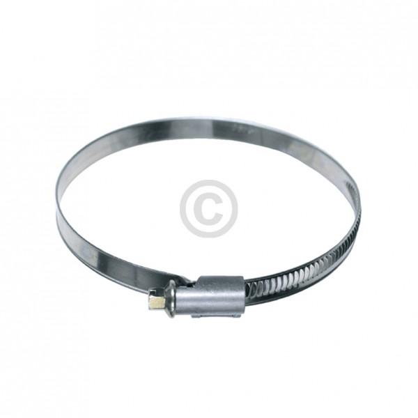 Europart Schlauchschelle 70-90 mm Chromstahl für 80er Abluftschlauch 1Stk
