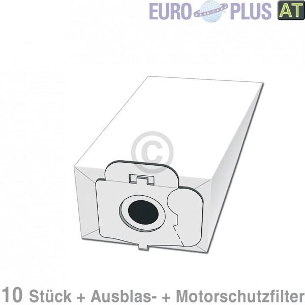 Europlus Filterbeutel Europlus OM1575 u.a. für Omega Comfort 10 Stk