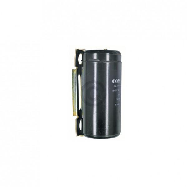 Europart Kondensator 100-125µF 125-320VAC Universal für Kältekompressor