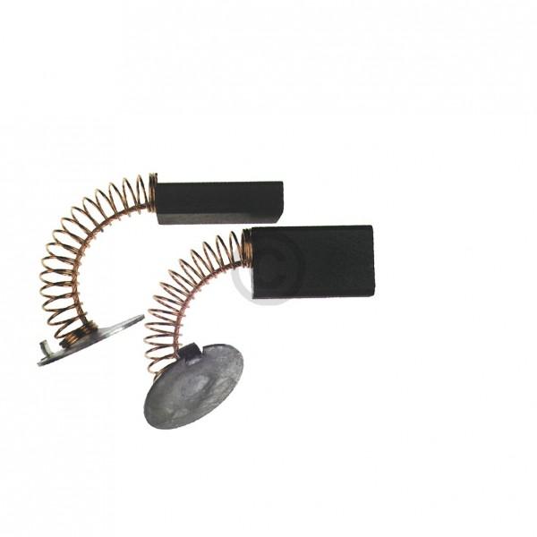 Europart Kohlen 6x14x23,5mm mit Kabel Feder Spezialnippel Teller