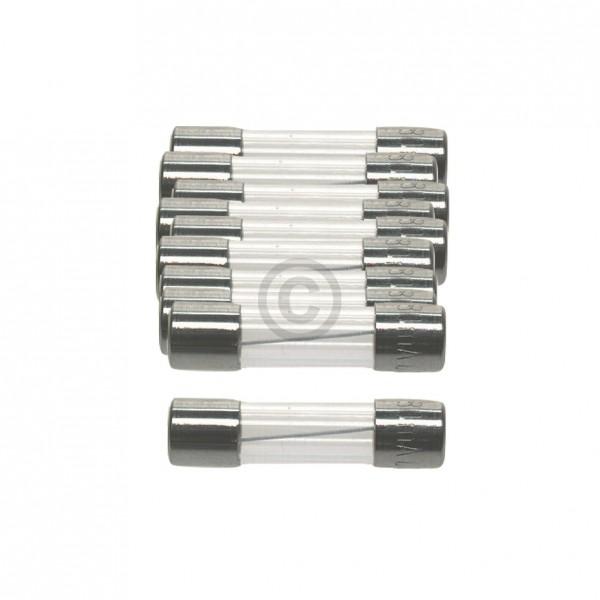 Europart DIN-Sicherung 0,315A träge 5x20mm Feinsicherung 10Stk