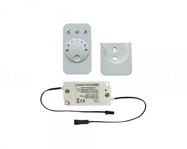 L&S Fernbedienung 417677 für LED Emotion mit Dimmer 30 W