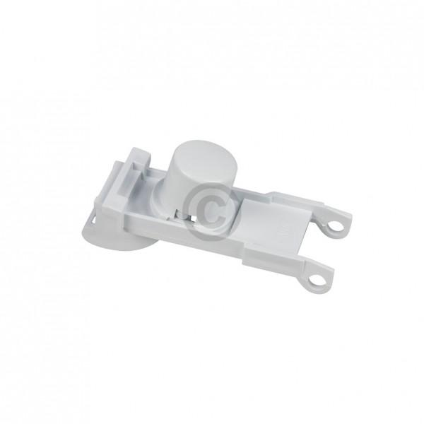 Europart Tastenkappe SIEMENS 00168318 weiß mit Schaltwippe für Deckel Waschmaschine Toplader