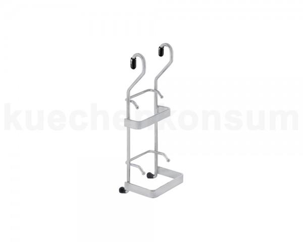 Linero Classic Deckelhalter matt-verchromt 92 x 80 x 275 mm