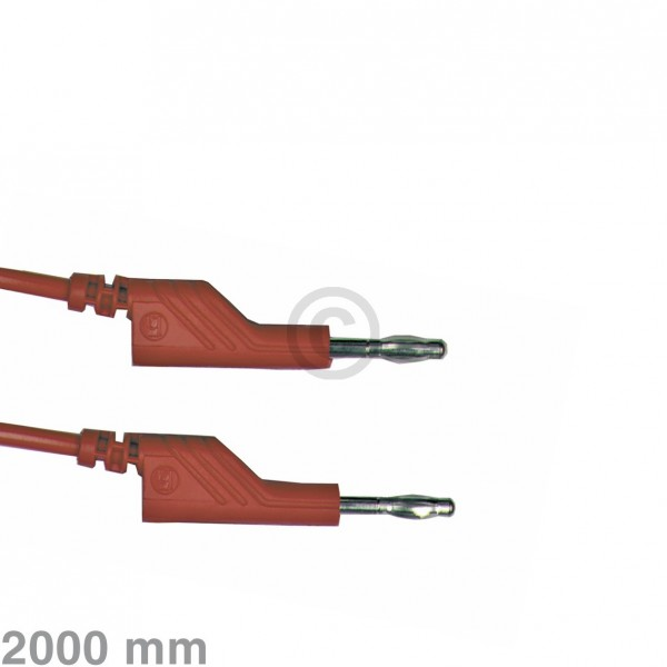 Europart Messleitung MLN200/1 rot