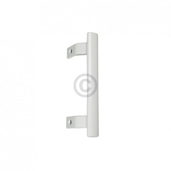 Europart Türgriff LIEBHERR 7424848 weiß Stangenform für Kühlschrank KühlGefrierKombination