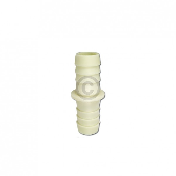 Europart AblaufschlauchVerbinder für 17/17 mm Waschmaschine Geschirrspüler
