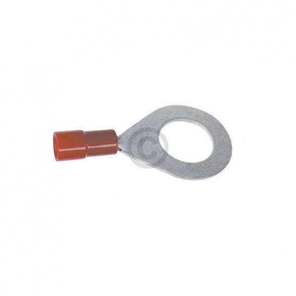 Europart Ringzunge rot 4,3mm