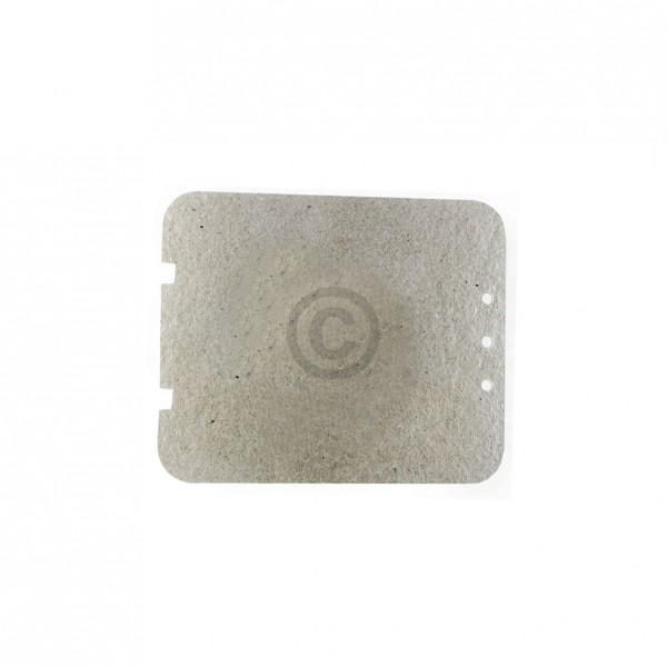 Europart Hohlleiterabdeckung 127x108 mm wie Sharp PCOVPA147WRE0 für Mikrowelle