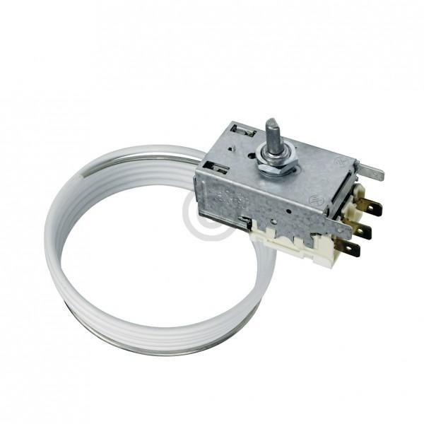 Electrolux Thermostat K59-L1244 Ranco 1650mm Kapillarrohr 3x6,3mm AMP