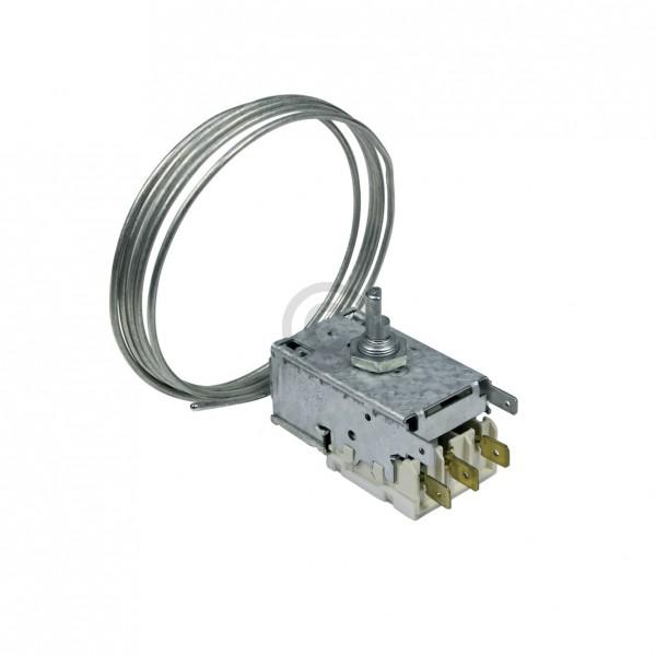Electrolux Thermostat K59-L2744 Ranco 1200mm Kapillarrohr 3x6,3mm AMP