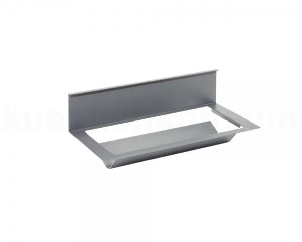 Linero MosaiQ Papierrollenhalter titangrau 350 x 155 x 120 mm