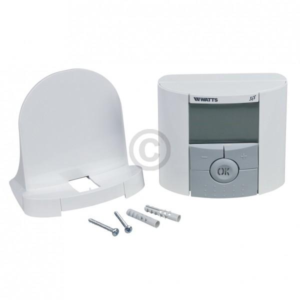 Europart LCD Funk-Raumthermostat elektronisch Watts 10036870 BT-D02-RF für SmartHomeSystem
