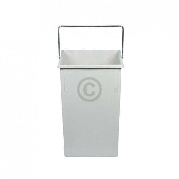 Hailo Inneneimer 230x220x350mm 15 Liter Hailo 1080979 hellgrau für Einbau-Abfallsammlersystem