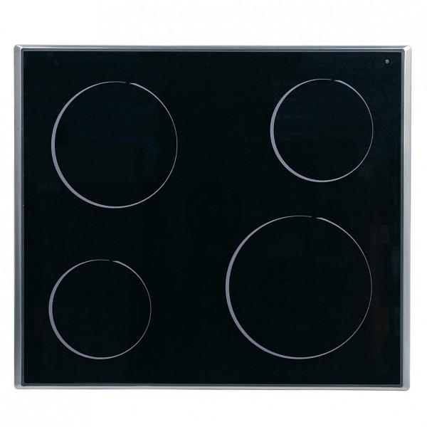 Whirlpool Glaskeramikplatte 481244039792 für Kochfeld Herd