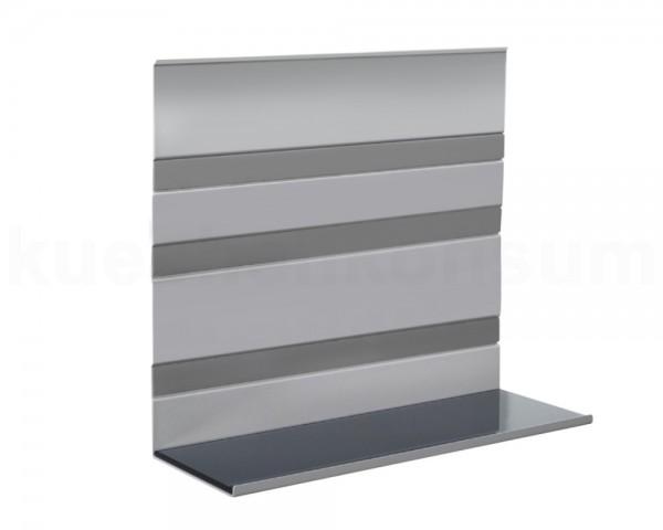 Linero MosaiQ Universalablage 300 titangrau 350 x 110 x 300 mm