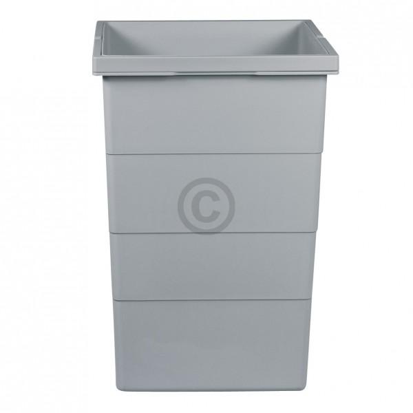 Hailo Inneneimer 226x233x350mm 15 Liter Hailo 1076099 hellgrau für Einbau-Abfallsammlersystem