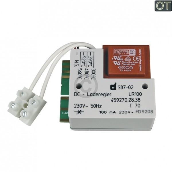 Europart Aufladeregler elektronisch DIMPLEX 338840 LR100 für Heizgerät Nachtspeicher