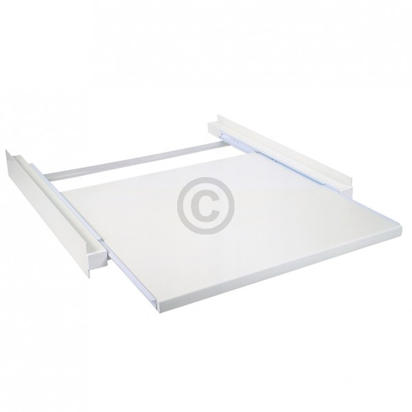 Universal Zwischenbaurahmen 771513 mit Arbeitsplatte Combi-Net für Waschmaschine Trockner