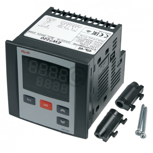 Eliwell Temperaturregler Universalregler EW7220 PT100 95-240V
