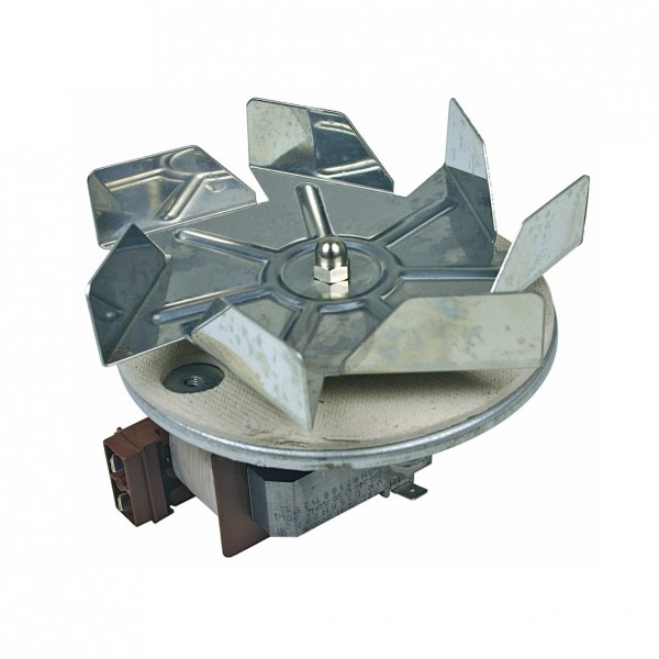 Europart Heißluftventilator PHILIPS 481936118122 smeg 699250029 mit Flügel für Backofen