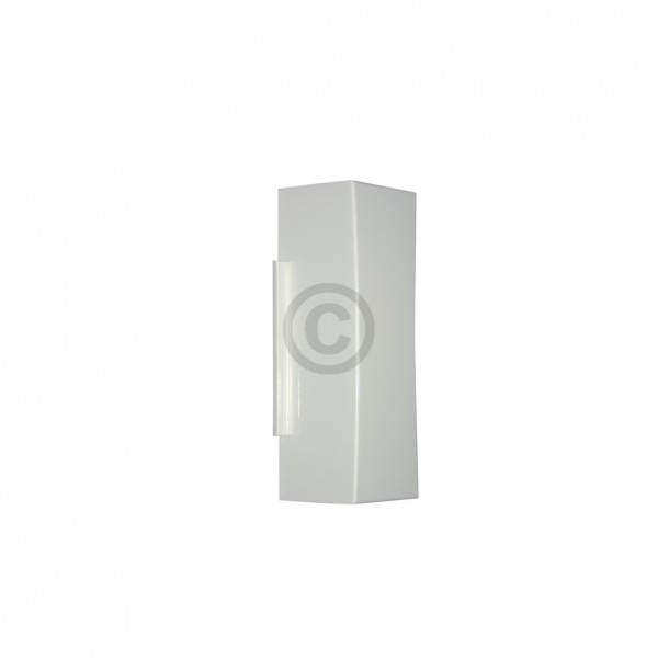 Europart Türgriff gorenje 377502 weiß für innere Gefrierfachtür Kühlschrank