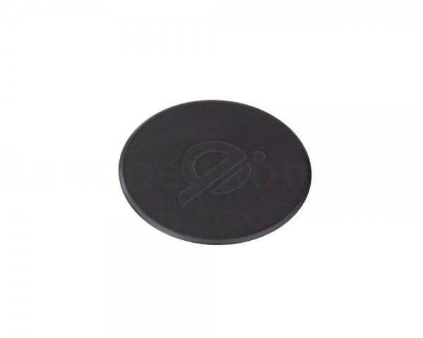 Ladestation 900601 Einbauset induktiv kabellose Ladespule 80 mm schwarz