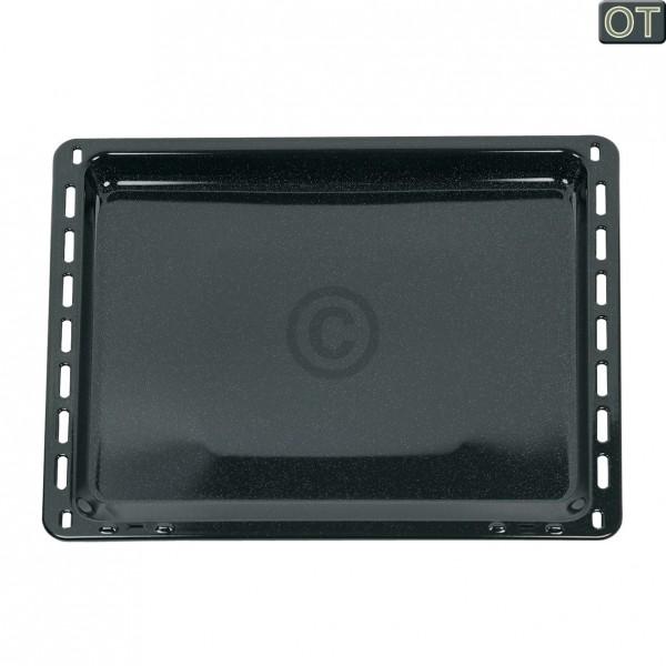 Electrolux Backblech ZANUSSI 353193923/3 Bratblech emailliert 422 x 370 x 23 mm