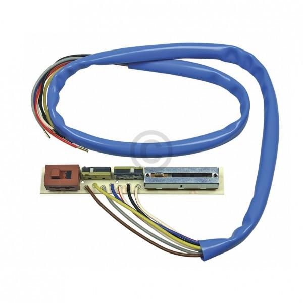 AEG Schiebeschaltertafel 5028937100/2 für Dunstabzugshaube