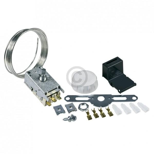 Europart Thermostat Ranco VS105 K54-H1404 Universal für Gefriermöbel mit aktivem Signal