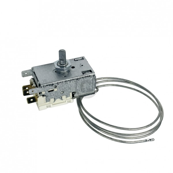 Electrolux Thermostat K59-L2026 Ranco 870mm Kapillarrohr 3x6,3mm AMP