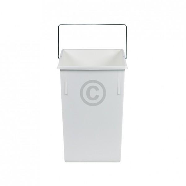 Hailo Inneneimer 230x220x350mm 15 Liter Hailo 1045119 weiß für Einbau-Abfallsammlersystem