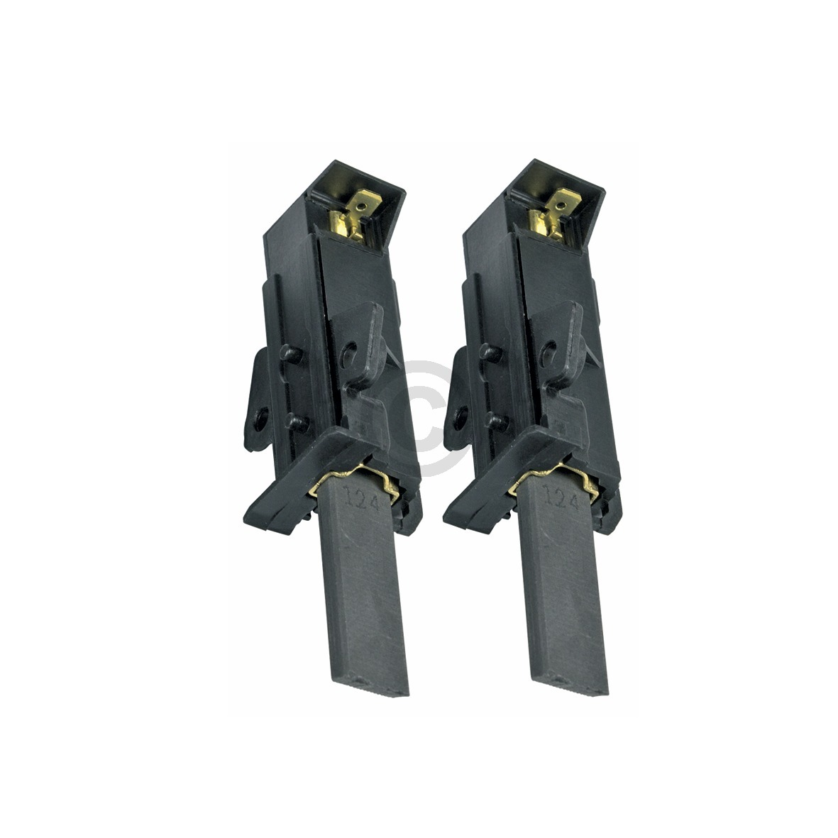 Kohlen  für  AEG 89964542557//7 Aufdruck L für AEG FHP Motor Waschmaschine