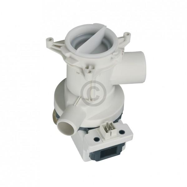 Europart Ablaufpumpe wie beko 2840940100 Hanyu mit Pumpenkopf und Sieb für Waschmaschine