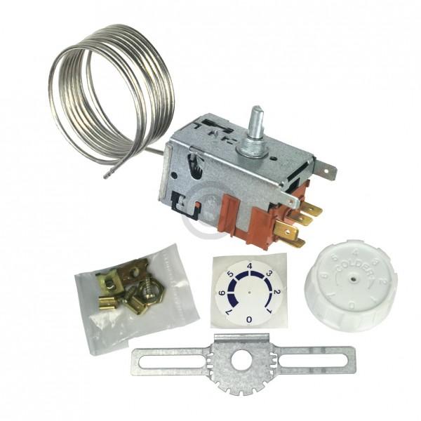 Danfoss Thermostat Danfoss Nr.4 077B7004 universal für Absorberkühlgeräte mit Hilfskontakt