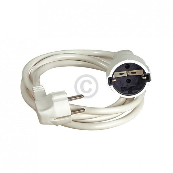 Europart Kabel Schuko-Verlängerungskabel 10m