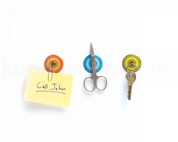 Magnetic Stickers Kleber mit Magnet Peleg-Design