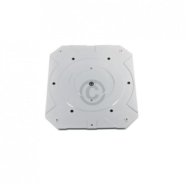 Hailo Drehteller Hailo 1907229 weiß Metall rechteckig für Abfallsammler-System