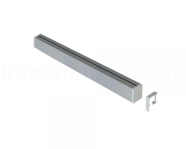 Linero MosaiQ Relingprofil Aluprofil 900 mm Edelstahloptik