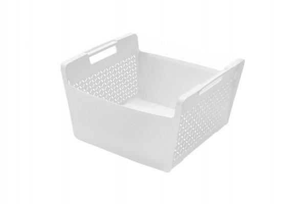 Hailo Wäschekorb 3271381 weiß Laundry Area