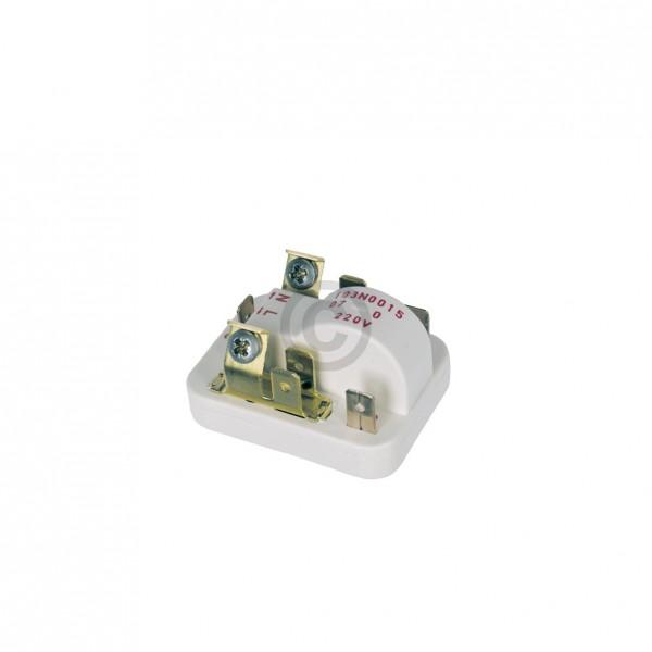 Europart Anlassvorrichtung Danfoss 103N0015 wie Electrolux 210002300/7 für Kompressor Kühlschrank Ge
