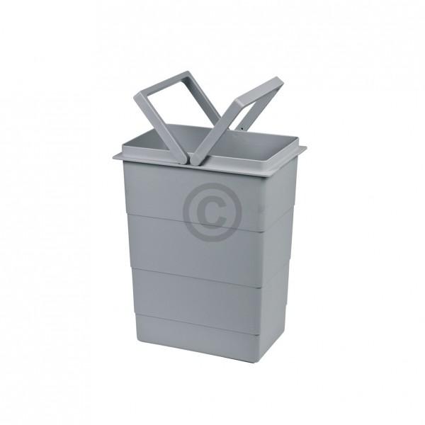 Hailo Inneneimer 226x156x295mm 8,5 Liter Hailo 1075959 hellgrau für Einbau-Abfallsammlersystem