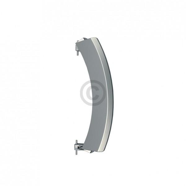 BSH-Gruppe Türgriff SIEMENS 00751791 Original silber mit 2 Achsen für Waschmaschine