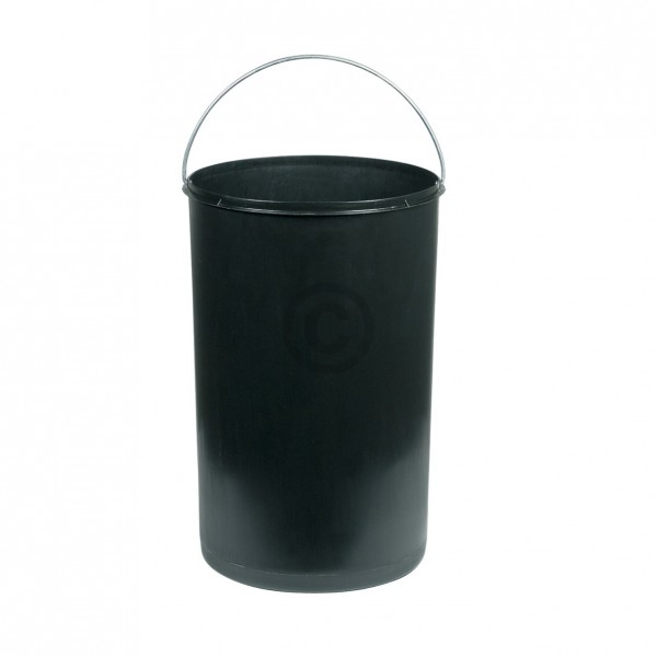 Hailo Inneneimer 272 x 415 mm 20 Liter Hailo 1030459 schwarz für Einbau-Abfallsammlersystem
