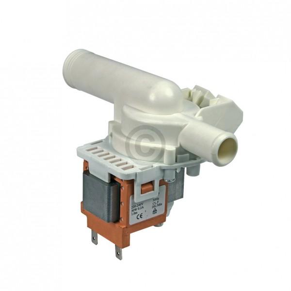 Europart Ablaufpumpe wie 481936018217 Mainox mit Pumpenkopf für Waschmaschine Waschtrockner