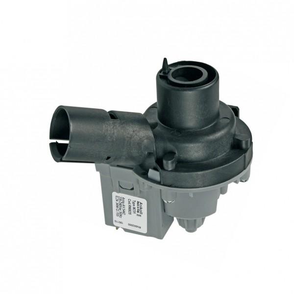 Europart Ablaufpumpe wie 481236018022 Askoll mit Pumpenkopf für Geschirrspüler