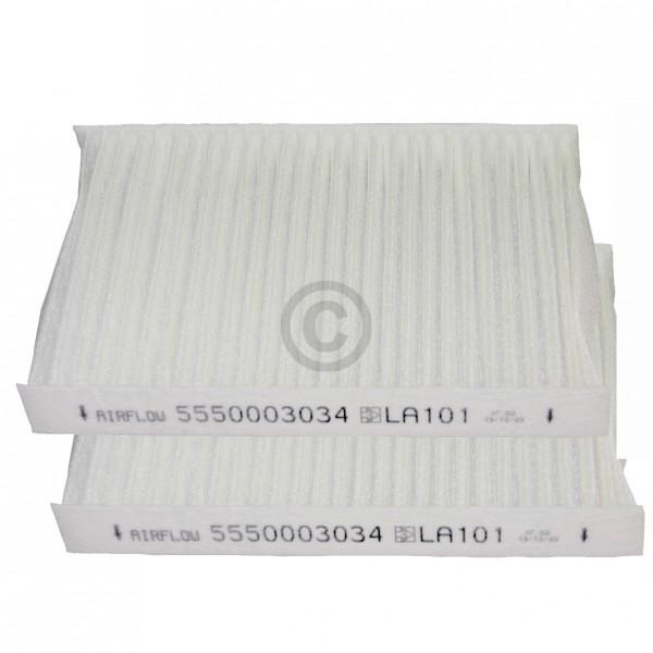 BOSCH Luftfilter 00481723 Pollenfilter für Trockner 2Stk